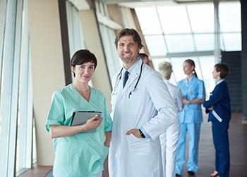 Perfil y requisitos a los alumnos Máster en Gestión Sanitaria y Hospitalaria